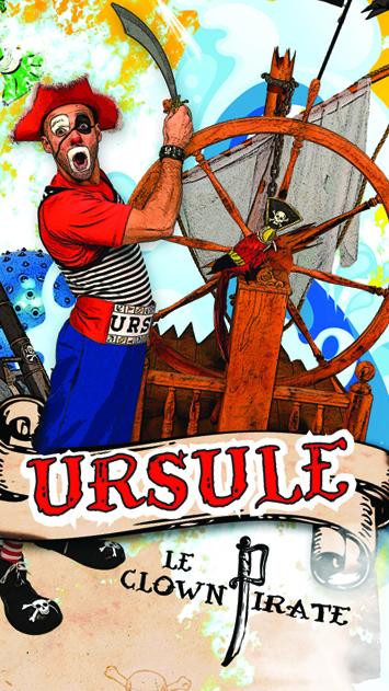 Ursule crop poster